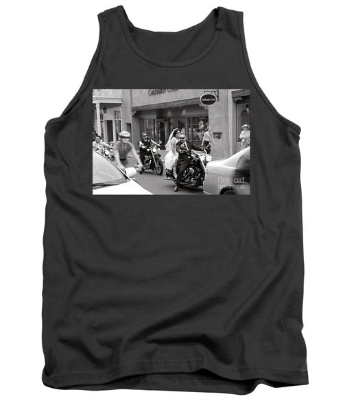 Marriage In Santa Fe Tank Top