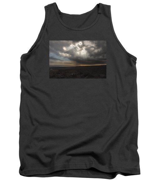 Tank Top featuring the photograph Mars Landscape by Ryan Manuel
