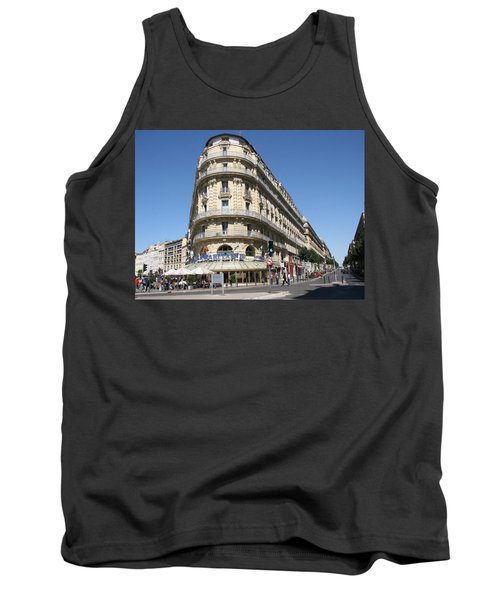 Marseille, France Tank Top