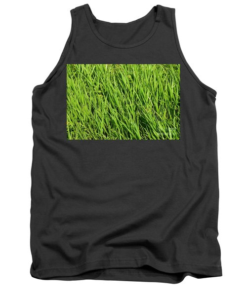 Marsh Grasses Tank Top