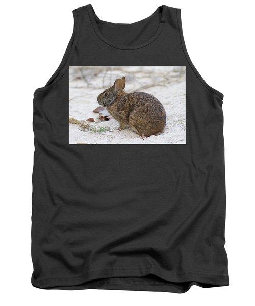 Marsh Rabbit On Dune Tank Top
