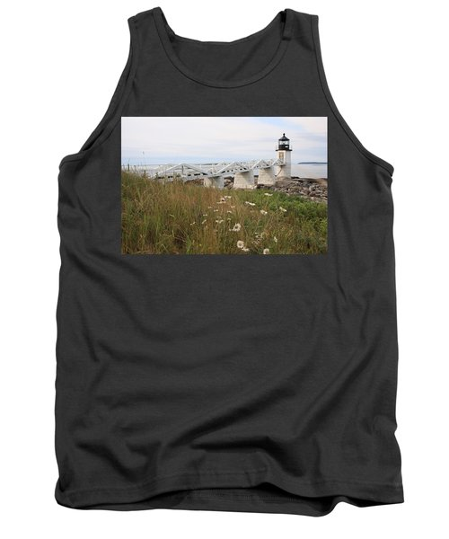 Marshall Point Daisies Tank Top