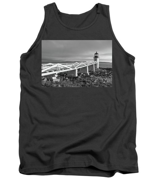 Marshall Point Lighthouse Tank Top