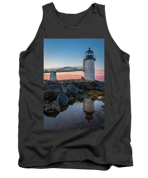 Marshall Point Reflection At Sunrise Tank Top