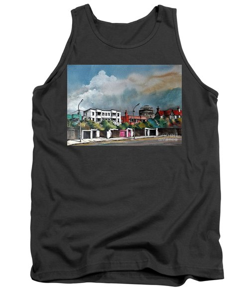 F  732 Martello Tower Bray Seafront Wicklow.. Tank Top