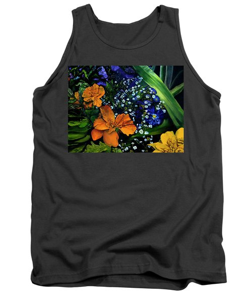 Marty's Gift Basket Tank Top
