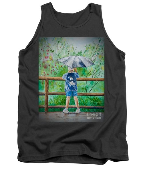 Marcus' Umbrella Tank Top