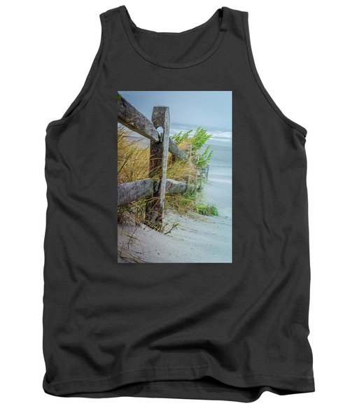 Marvel Of An Ordinary Fence Tank Top