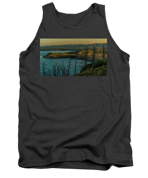 Mary Bay At Dawn Tank Top by Yeates Photography