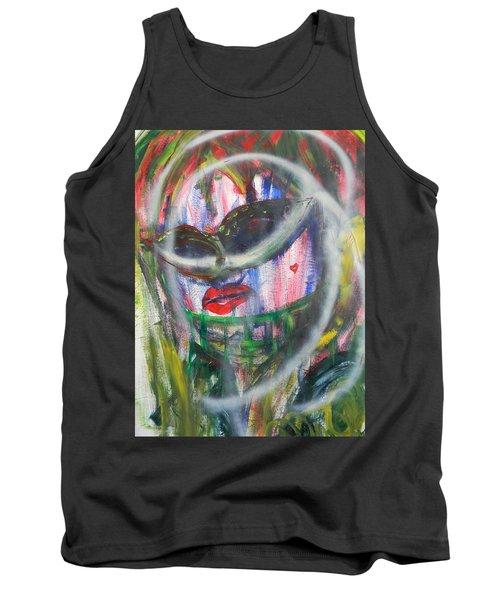 Masquerade Tank Top