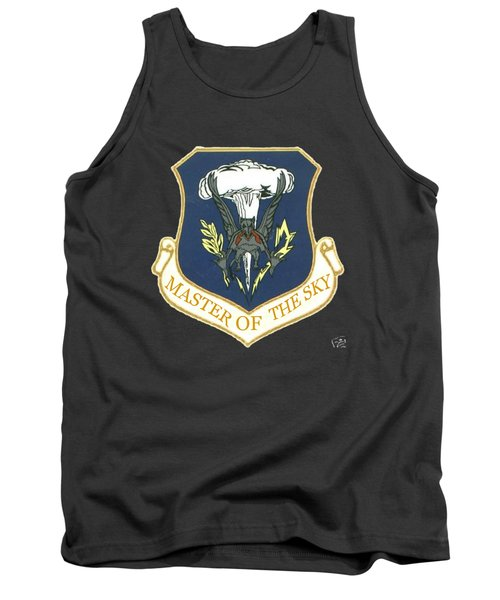 Master Of The Sky Tank Top