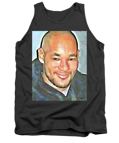 Matheu Flament Tank Top by Wayne Pascall