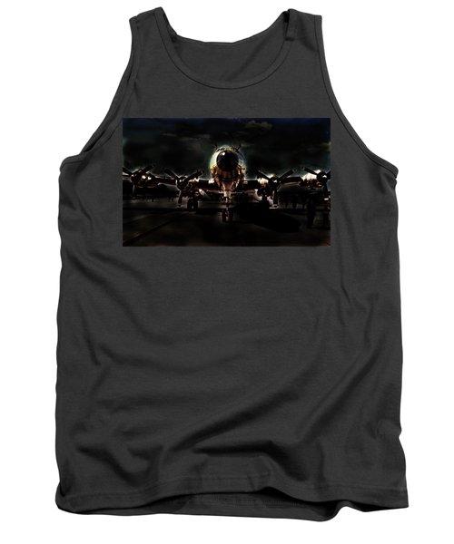 Tank Top featuring the photograph Mats Constellation by John Schneider