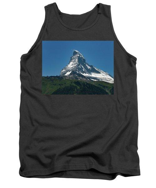 Matterhorn, Switzerland Tank Top
