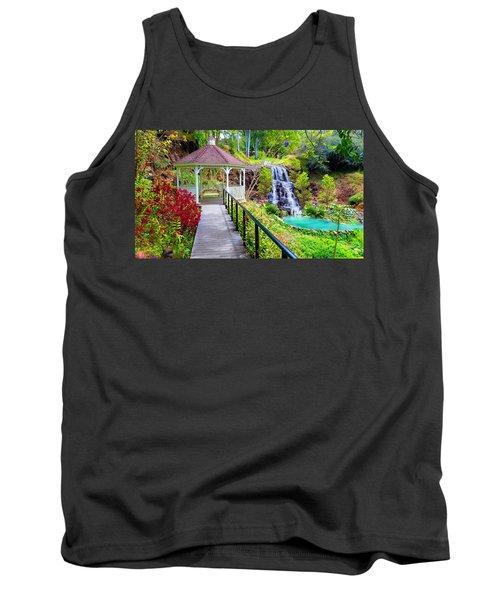 Maui Botanical Garden Tank Top