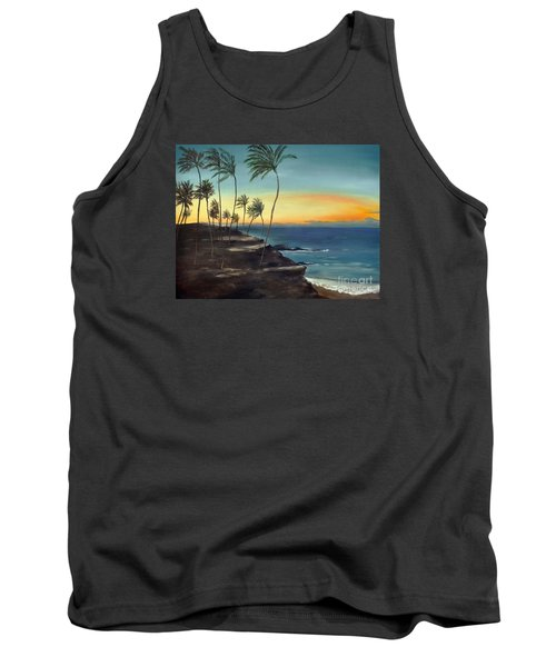 Maui Tank Top by Carol Sweetwood