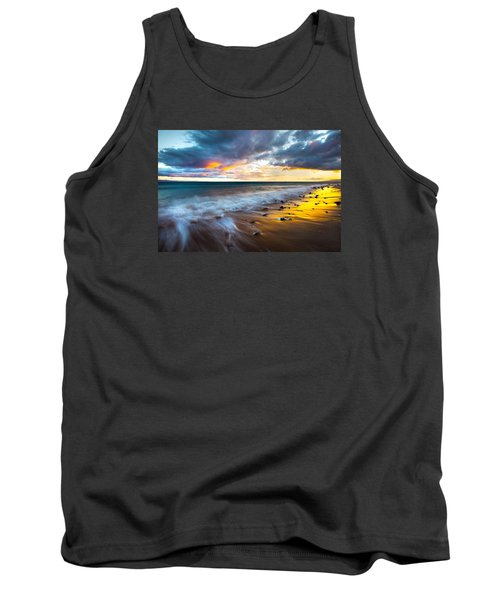 Maui Shores Tank Top by James Roemmling