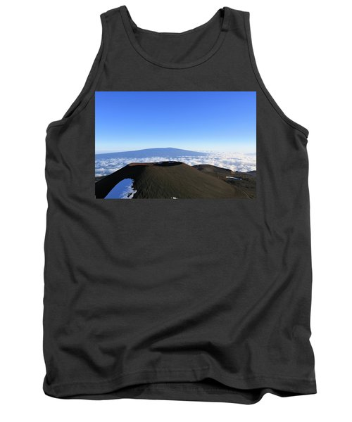 Mauna Loa In The Distance Tank Top