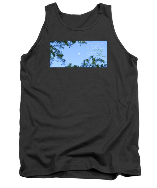 Tank Top featuring the photograph Time Well Spent by David  Norman