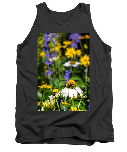 Tank Top featuring the photograph May Flowers by Steven Sparks
