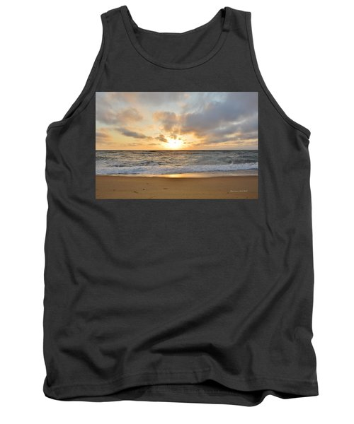 May Sunrise In Obx Tank Top