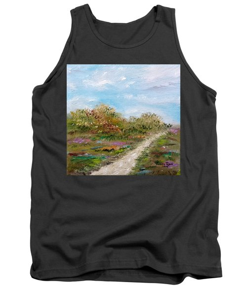 May The Road Rise Up To Meet You Tank Top