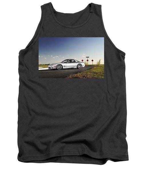 Mazda Rx-7 Tank Top
