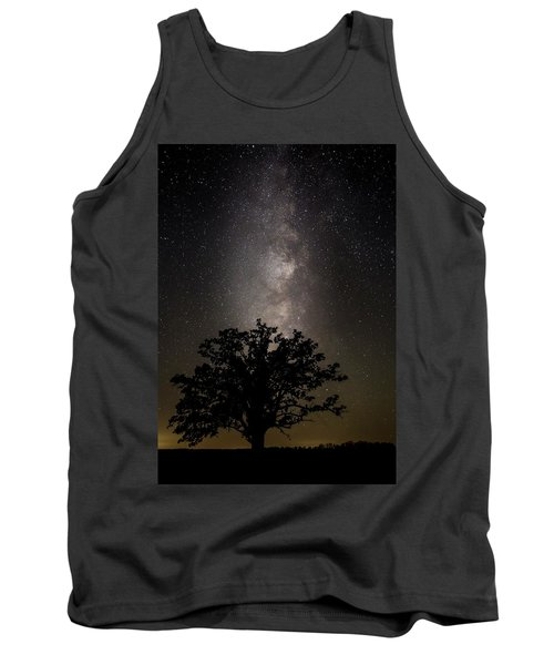 Mcbaine Bur Oak With Milky Way Tank Top