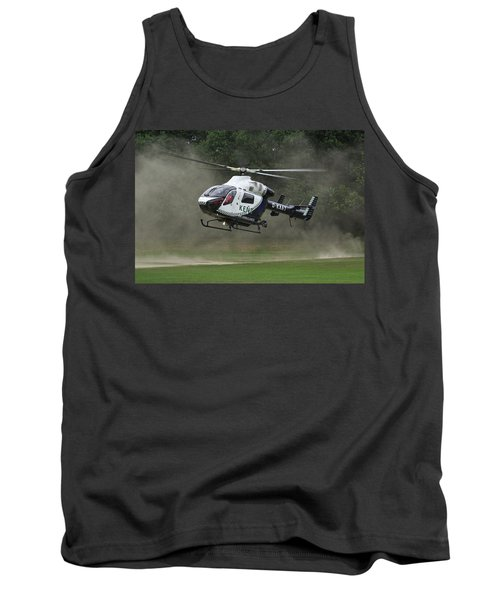 Tank Top featuring the photograph Mcdonnell Douglas Md-902 Explorer  by Tim Beach