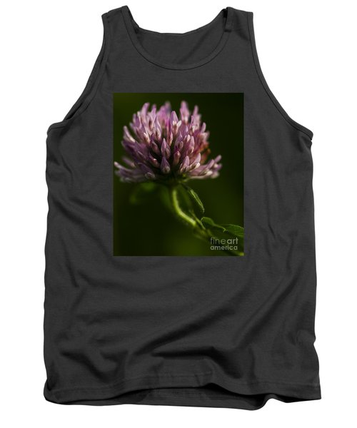 Tank Top featuring the photograph Meadow Clover by JT Lewis