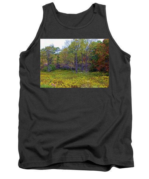 Meadow Of Gold Tank Top