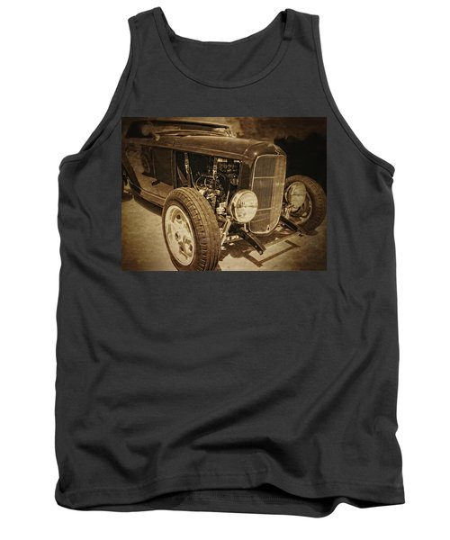 Mean Roadster Tank Top