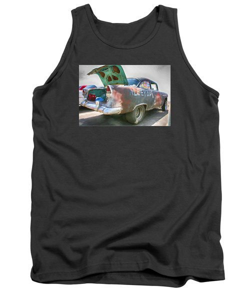 Mean Streets Tank Top by Michael Cleere
