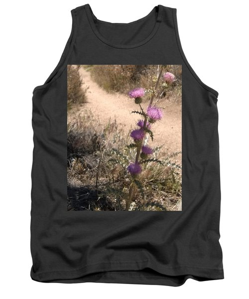 Meaner Than They Look Tank Top by Claudia Goodell