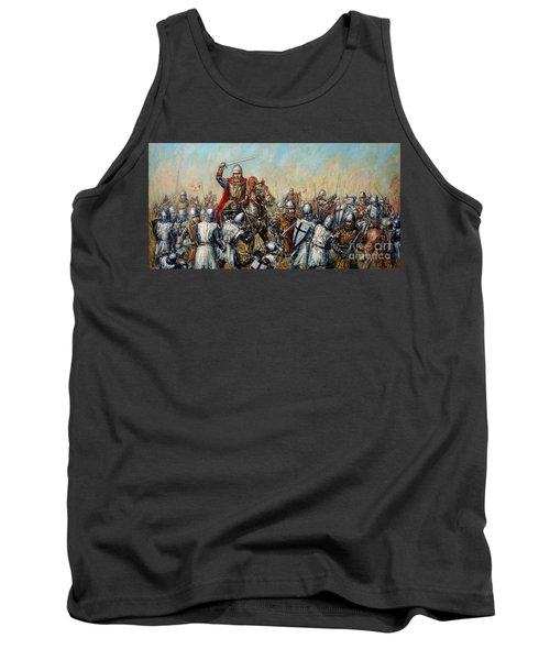 Medieval Battle Tank Top