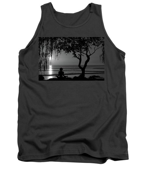 Tank Top featuring the photograph Meditative State by Andrea Kollo