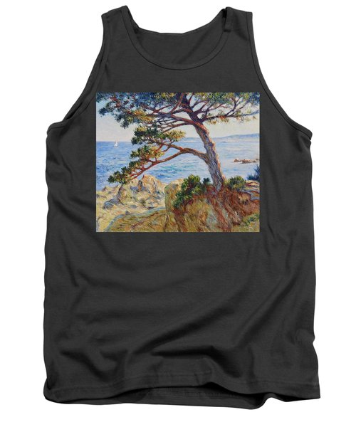 Mediterranean Sea Tank Top