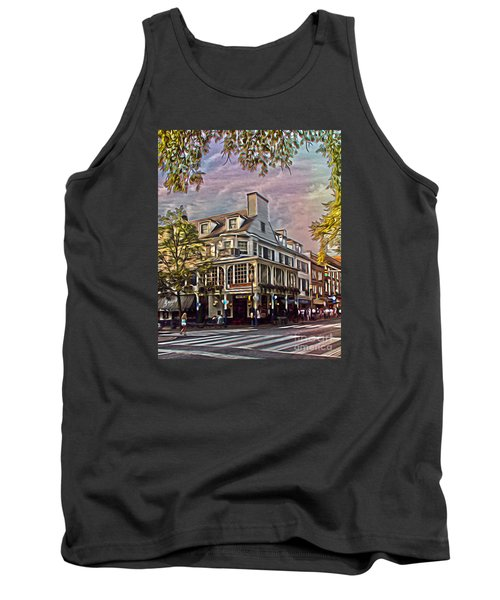 Meet Me At The Corner Tank Top