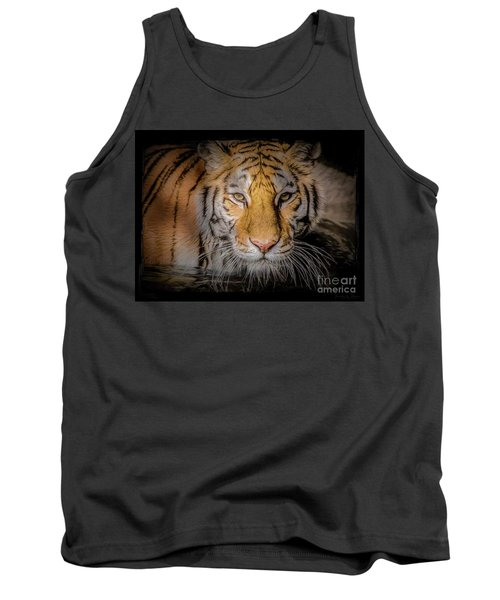 Meet My Gaze Tank Top