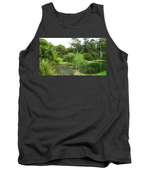 Melbourne Botanical Gardens Tank Top