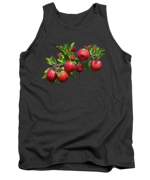 Melting Apples Tank Top