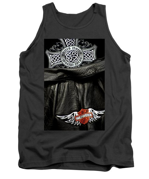 Ironclad Tank Top by Newel Hunter