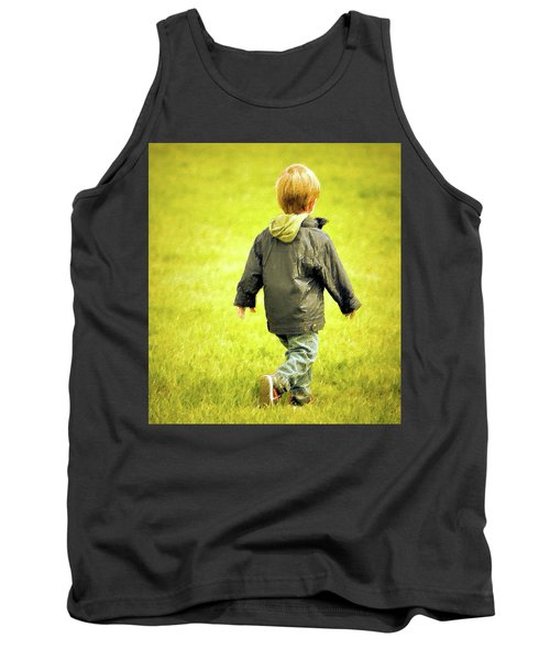Tank Top featuring the photograph Memories... by Barbara Dudley