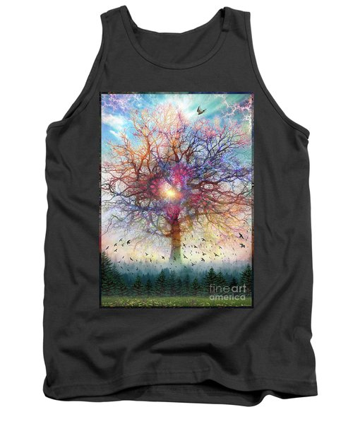 Memory Of A Tree Tank Top