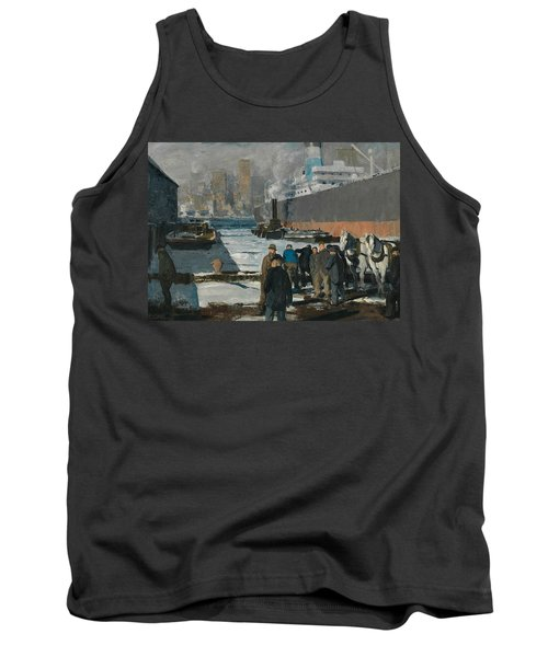 Men Of The Docks Tank Top