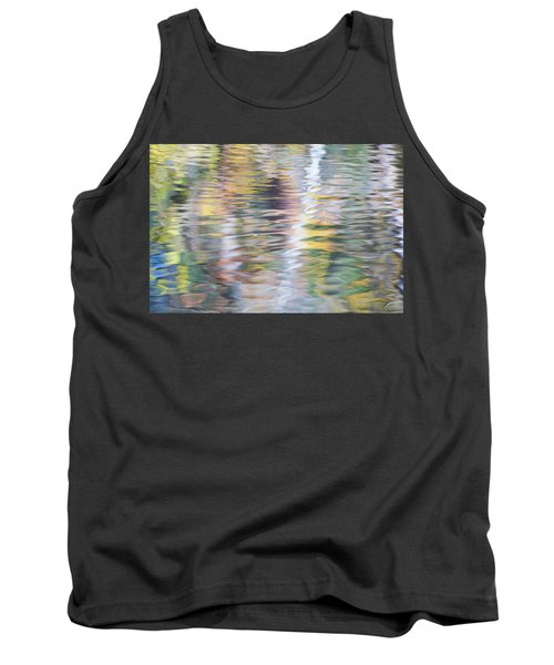 Merced River Reflections 10 Tank Top