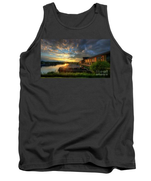 Tank Top featuring the photograph Mercia Marina 10.0 by Yhun Suarez