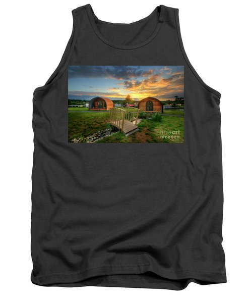 Tank Top featuring the photograph Mercia Marina 12.0 by Yhun Suarez