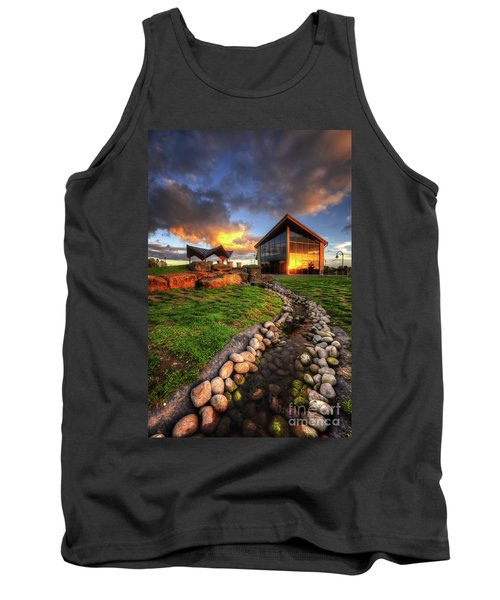 Tank Top featuring the photograph Mercia Marina 17.0 by Yhun Suarez