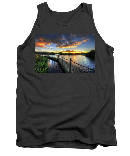 Tank Top featuring the photograph Mercia Marina 18.0 by Yhun Suarez